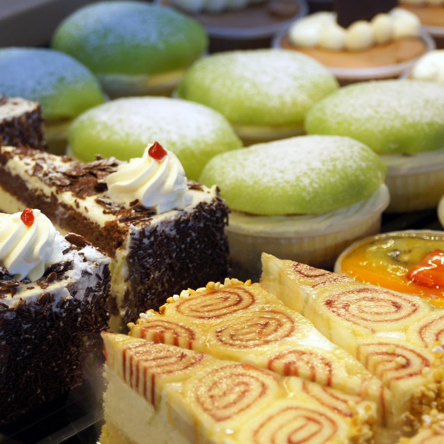 Meiers caf schaukonditorei garten center meier for Kuchen ab werk verkauf